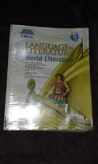 Language in Literature: World Literature