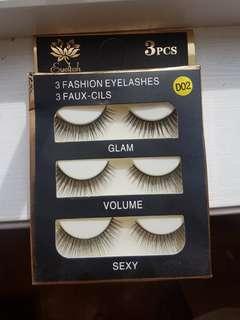 Brand New False Lashes