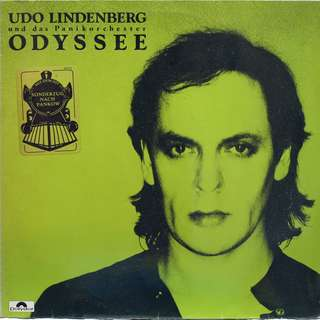 Udo lindenberg vinyl LP used, 12-inch, may or may not have fine scratches, but playable. NO REFUND. Collect Bedok or The ADELPHI.