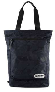 Outdoor Products 2Way Tote/Backpack - Navy Camo