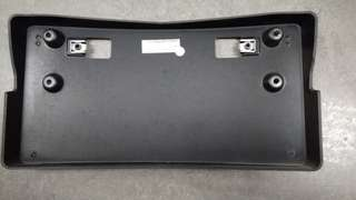 Original Mercedes Number Plate Holder