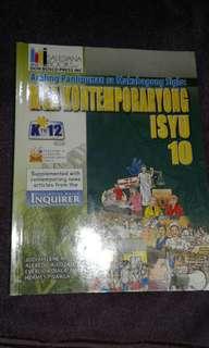 Araling Panlipunan sa Makabagong Siglo: Mga Kontemporaryong Isyu 10