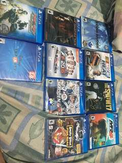 PS3 GAMES CD