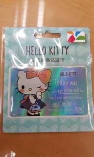 🚚 貨到付款【現貨】三麗鷗hello kitty悠遊卡 hellokitty悠遊卡 閃亮卡 捷運卡火車卡公車卡
