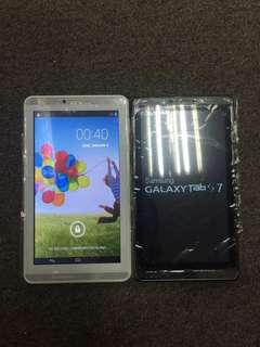 Samsung Tab S7. Boleh masuk simkad