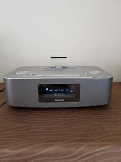 Philips docking system for ipod ipad