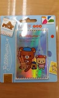 🚚 貨到付款【現貨】拉拉熊悠遊卡 啦啦熊悠遊卡 閃亮卡 捷運卡火車卡公車卡交通卡