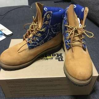 Timberland 拼接鞋(二手真品)