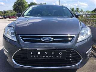 FORD MONDEO 2.0 GTDI 240PS (A) 4DR