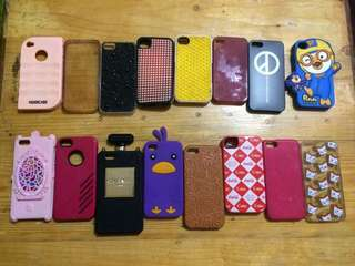 Iphone 5s case (4 cases for P170)