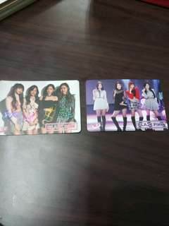 Blackpink Yes Card
