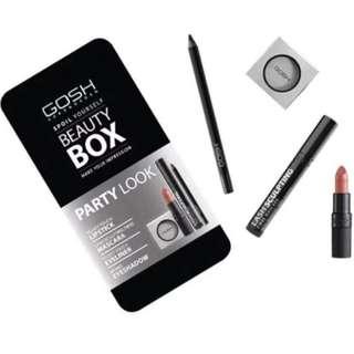 🚚 GOSH Copenhagen Spoil Yourself Beauty Box - Party Look