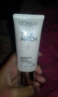 l'oreal true match bb cream