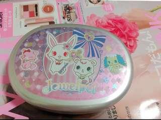 Sanrio Jewelpet 鑽石寵物 食物盒 盒仔