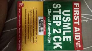🚚 Latest USMLE Step 2 CK First Aid