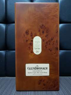 GlenDronach 24 Year Old - Grandeur Batch 9 Scotch Whisky 蘇格蘭 威士忌 酒