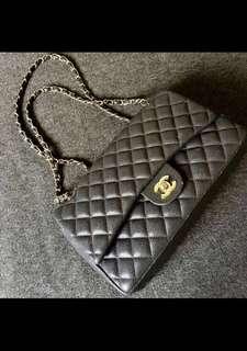 Chanel medium caviar
