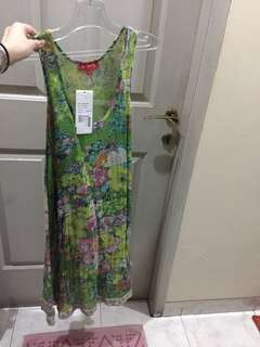 dress hijau