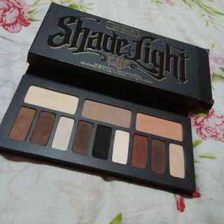 Kat Von D Shade + Light Eyeshadow Palette