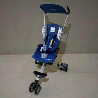 Sewa Stroller Isport Blue