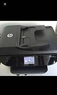 HP Envy 7640 AIO printer