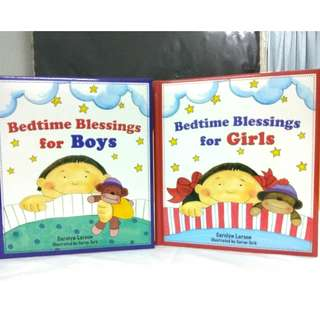 Bedtime Blessings for Kids