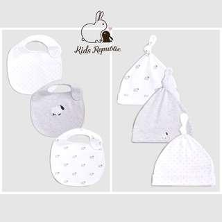 KIDS/ BABY - Bib/ Tie top hats