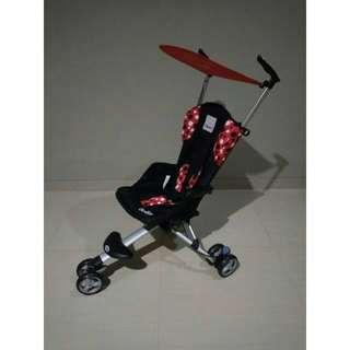 Sewa Stroller Isport Red