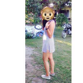 Stripe top/dress