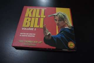Kill Bill Volume 2 VCD (Original)