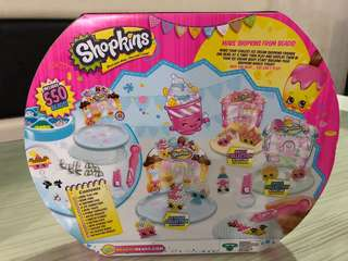 Shopkins ice cream collection (beados)