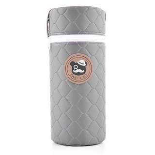 Baby Kiko hard single warmer - Grey