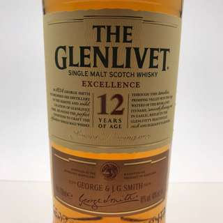 The Glenlivet 12Years with Box