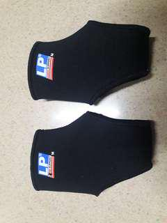 LP ankle support pair size M basketball