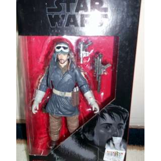 "Star Wars: Black Series ""CAPTAIN CASSIAN ANDOR"" (Eadu outfit)"