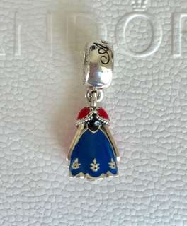Pandora Disney Charm, Anna Dress