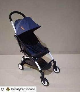 Sewa Stroller Kiddopotamus