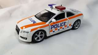 1:32 diecast Audi A5 in new TP livery