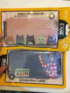 iPhone 6s 電話殼 (Wally/ 貓貓)