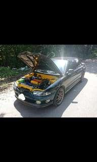 Wira 4g93 GTI Spec UK (M)