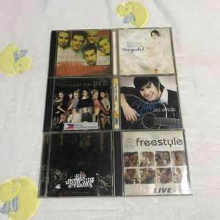 Assorted CD's (take all)