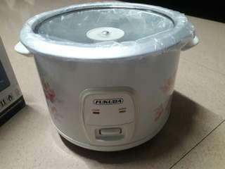 1.8L 2in1 rice cooker and warmer Fukuda