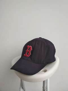 MLB Boston Cap