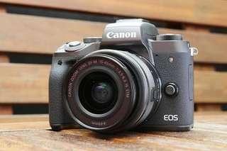 Canon M50 Bisa Di Cicil Gratis 1X Angsuran