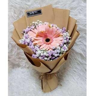 Gerbera Daisies Bouquet V2.0