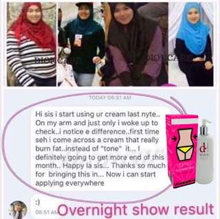 Bodycare slimming product