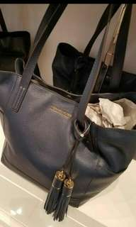 #July50 Michael Kors MK dark blue grab bag