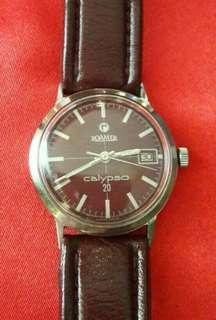 Vintages Swiss Roamer Wrist Watch