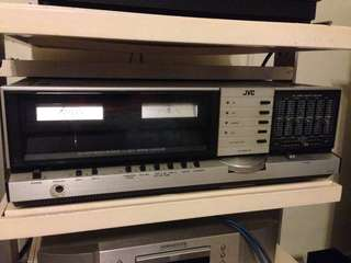 JVC JR-S201 Integrated Amp