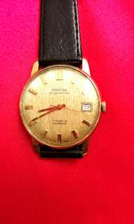 Vintages Montine of Switzerland Wrist Watch